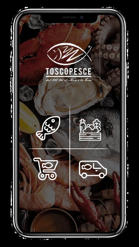 App per smartphone - toscopesce.online